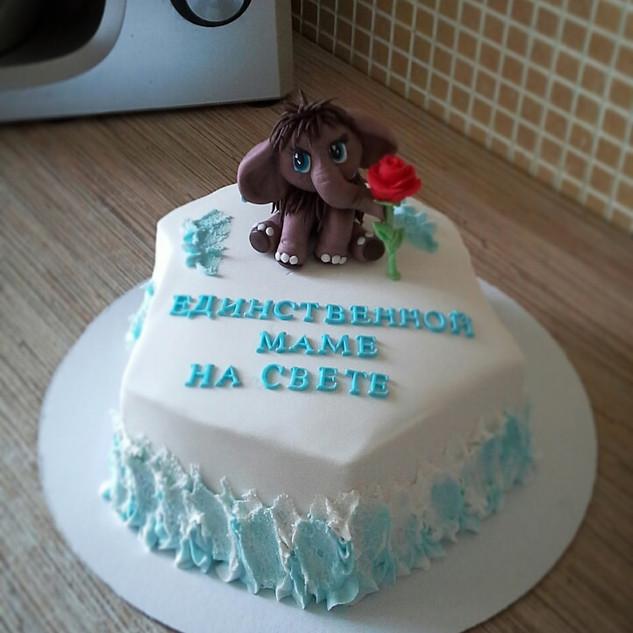 Торт детский 12