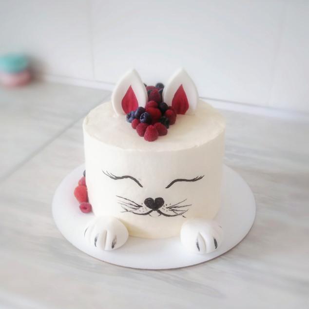 Торт детский 8