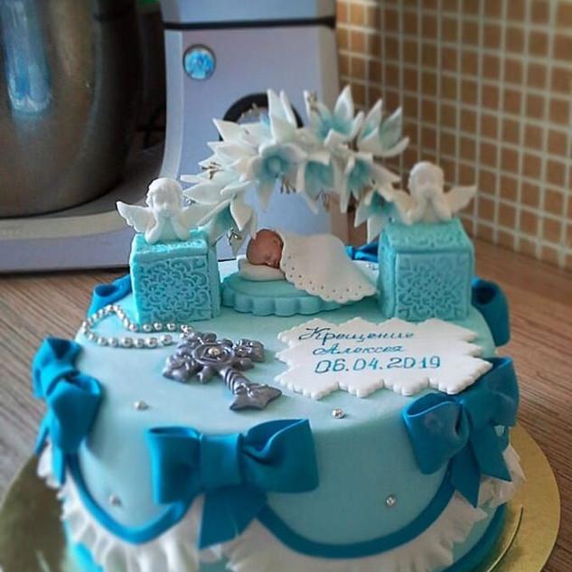 Торт детский 9