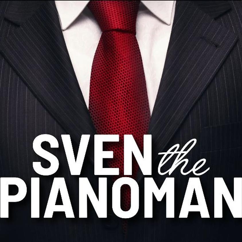 Dinnershow met Sven the Pianoman