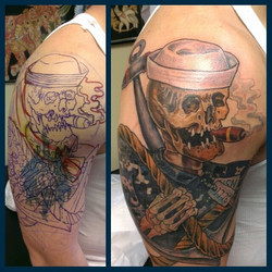 Instagram - A #Navy #coverup  from a few weeks ago.jpg