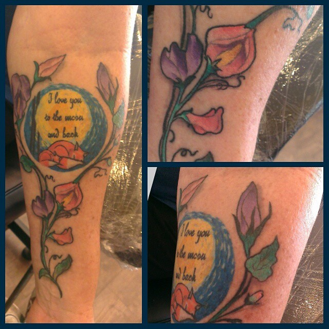 Instagram - Here are some healed sweetpeas from a few months ago that i added. D