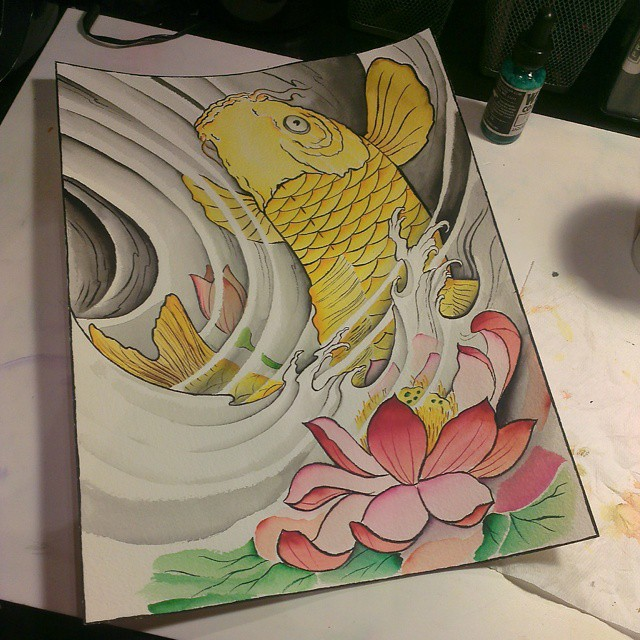 "Instagram - ""Friday Night Fish Fry"" - 10""x14"" $80.jpg"