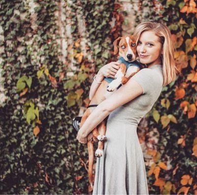 Ally Hanna, Owner of Vine & Branch