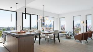 Six Garfield Luxury Condominium Rises in Park Slope, Brooklyn