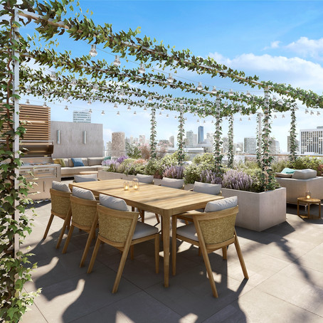 Outdoor Community Spaces Reign Supreme in Luxury Residences