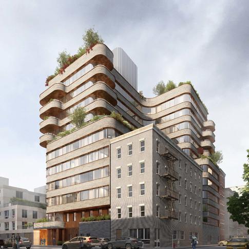 208 Delancey St Manhattan Condo Development