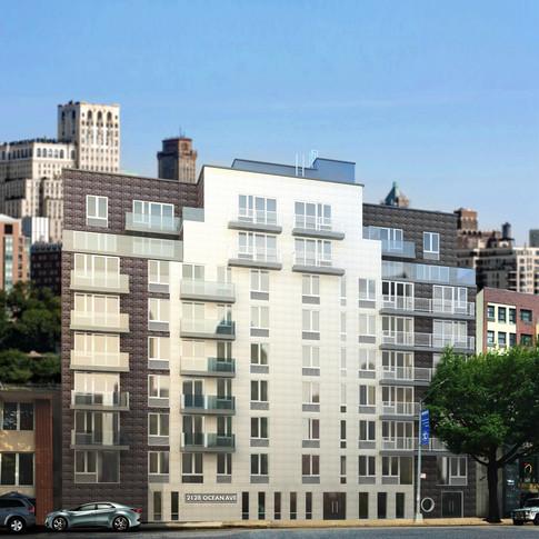 2128 Ocean Ave Brooklyn Sheephead Bay Condo Development