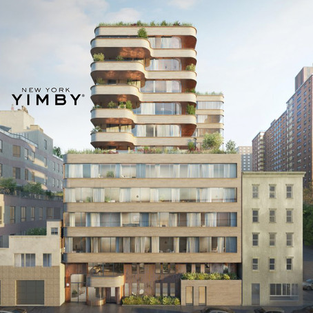Renderings Revealed, Site Launches For 208 Delancey Street On The Lower East Side