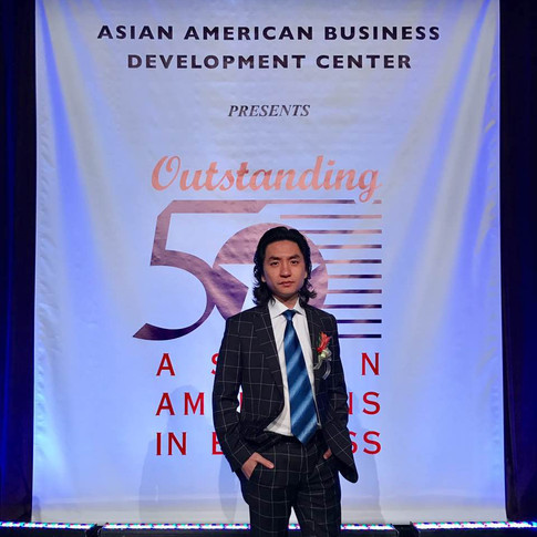 New York State Assembly Citation Bentley Zhao of New Empire Corp as Outstanding 50 Asian Americans in Business