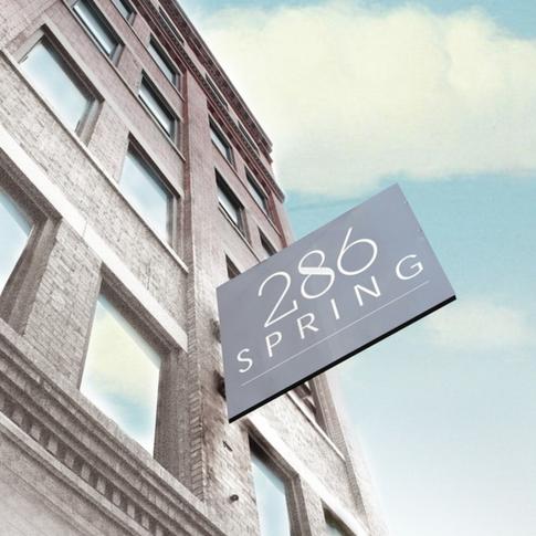 286 Spring St Manhattan Condo Development