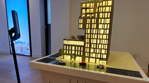 Brooklyn condo brings new twist to virtual sales: the robot tour