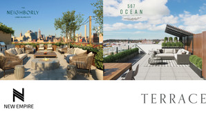 A large terrace is a dream of most people living in city apartments
