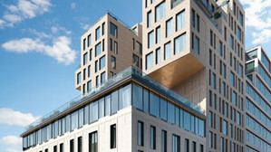 Six Garfield (sixgarfield.com), with its renderings revealed on @YIMBY today.