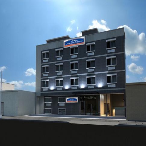 235 24 St Howard Johnson Hotel  Brooklyn Hotel Development