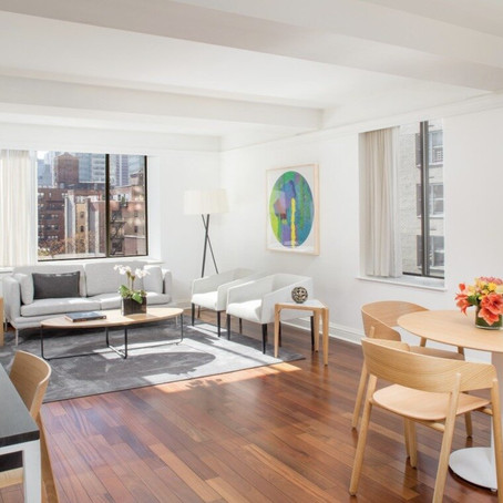 Some Of The Best NYC Developments for a Pied-à-Terre Investment