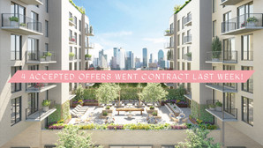 The Neighborly LIC has 4 accepted offers went contract last week!