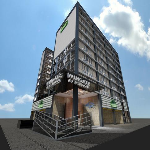 Wingate Hotel Brooklyn Hotel Development