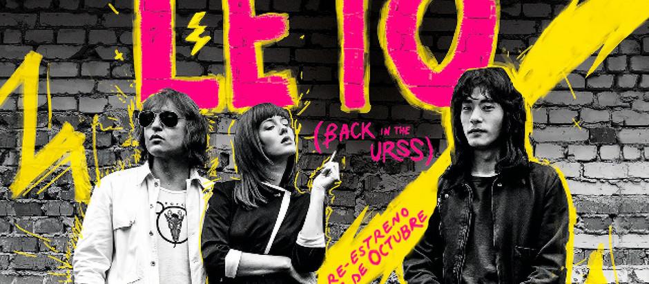LETO - Amor, Rock y Perestroika!