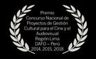Premio del Concurso Nacional de Proyectos de Gestión Cultural para el Cine y el Audiovisual: SODA FI