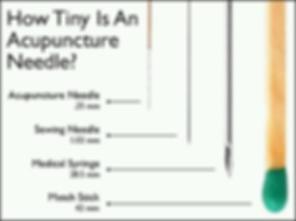 Acupuncture needle size comparison.png