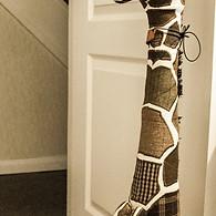 Dave the Giraffe doorstop