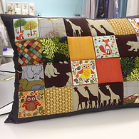 Animal inspired pillow (Matching with blanket)