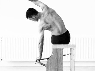Δωρεάν μάθημα Pilates