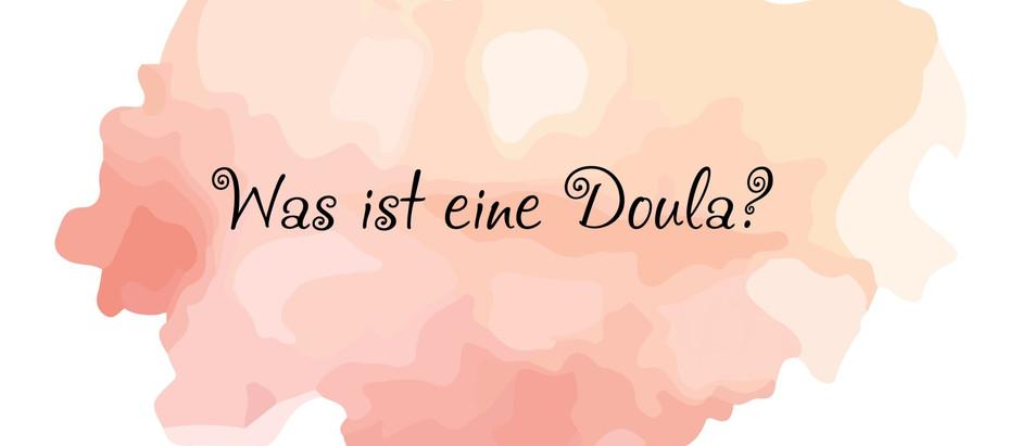 Was ist eine Doula?