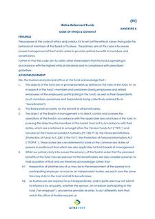 8.1  (Hi)- Annexure A - Code of conduct.