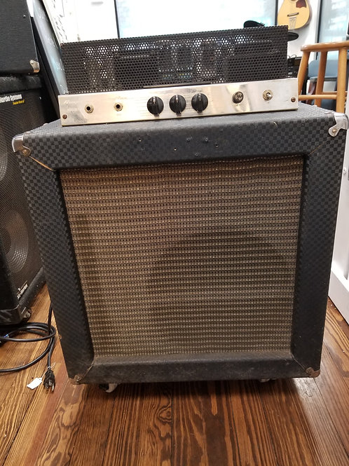 Ampeg SB 12 ( A true piece of music's  history )