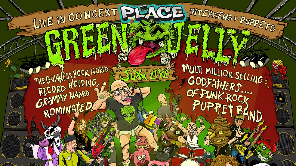 2021 August 20 -21- 22  Free outdoor Summer event Friday Open house Saturday main event Green Jelly Sunday Battle of the bands