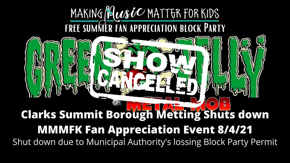 Fan Appreciation Event