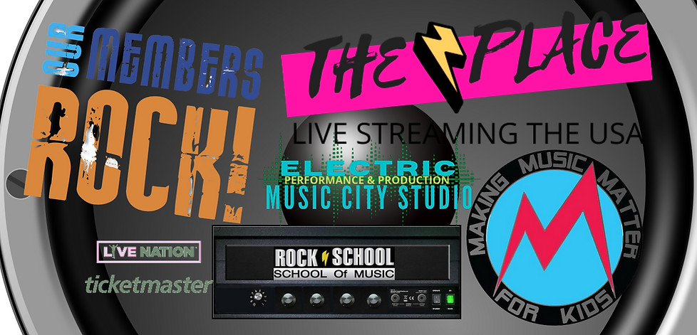 Electric Music City Studio The Place @ Making Music Matter For Kids