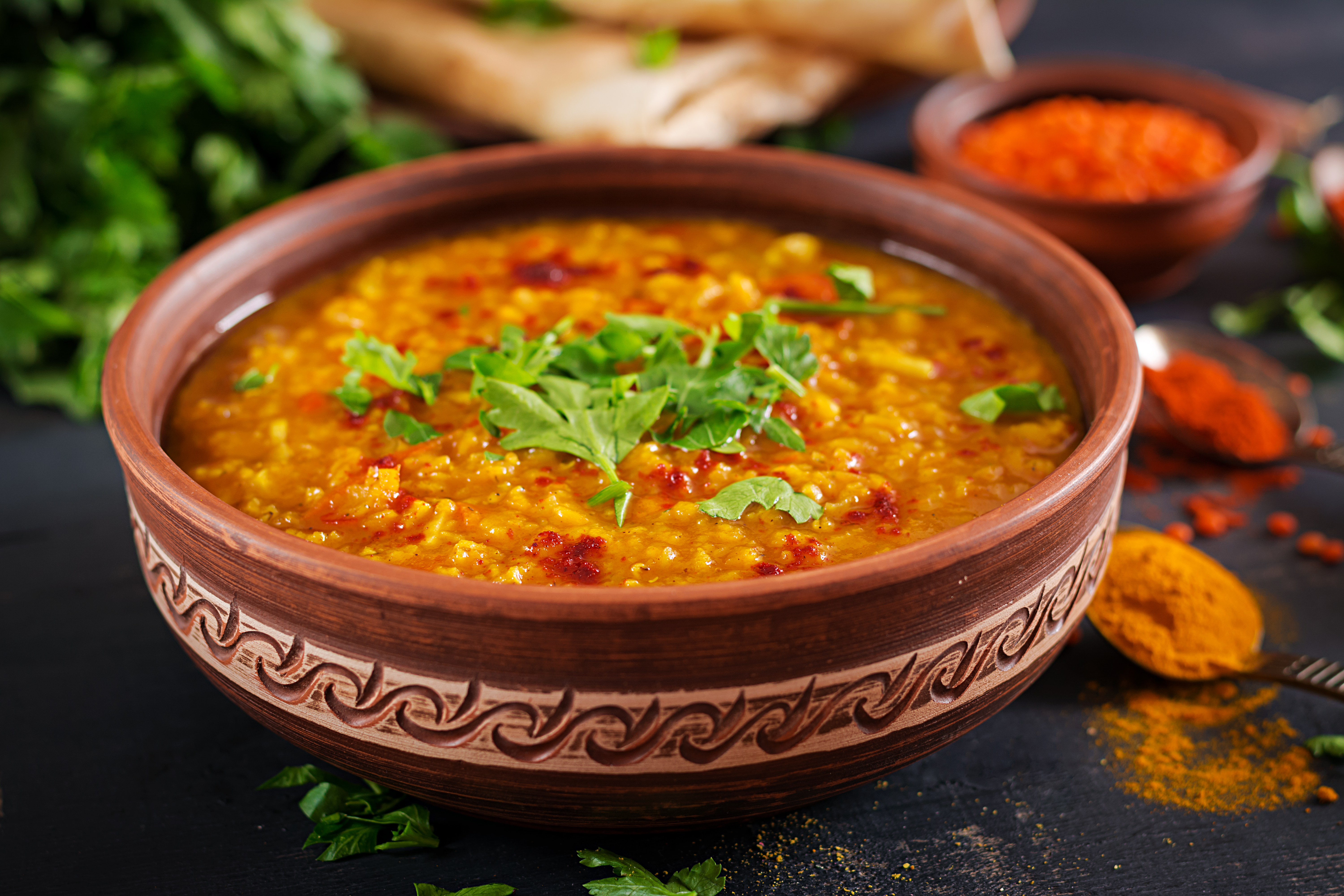 Spicy Dhal