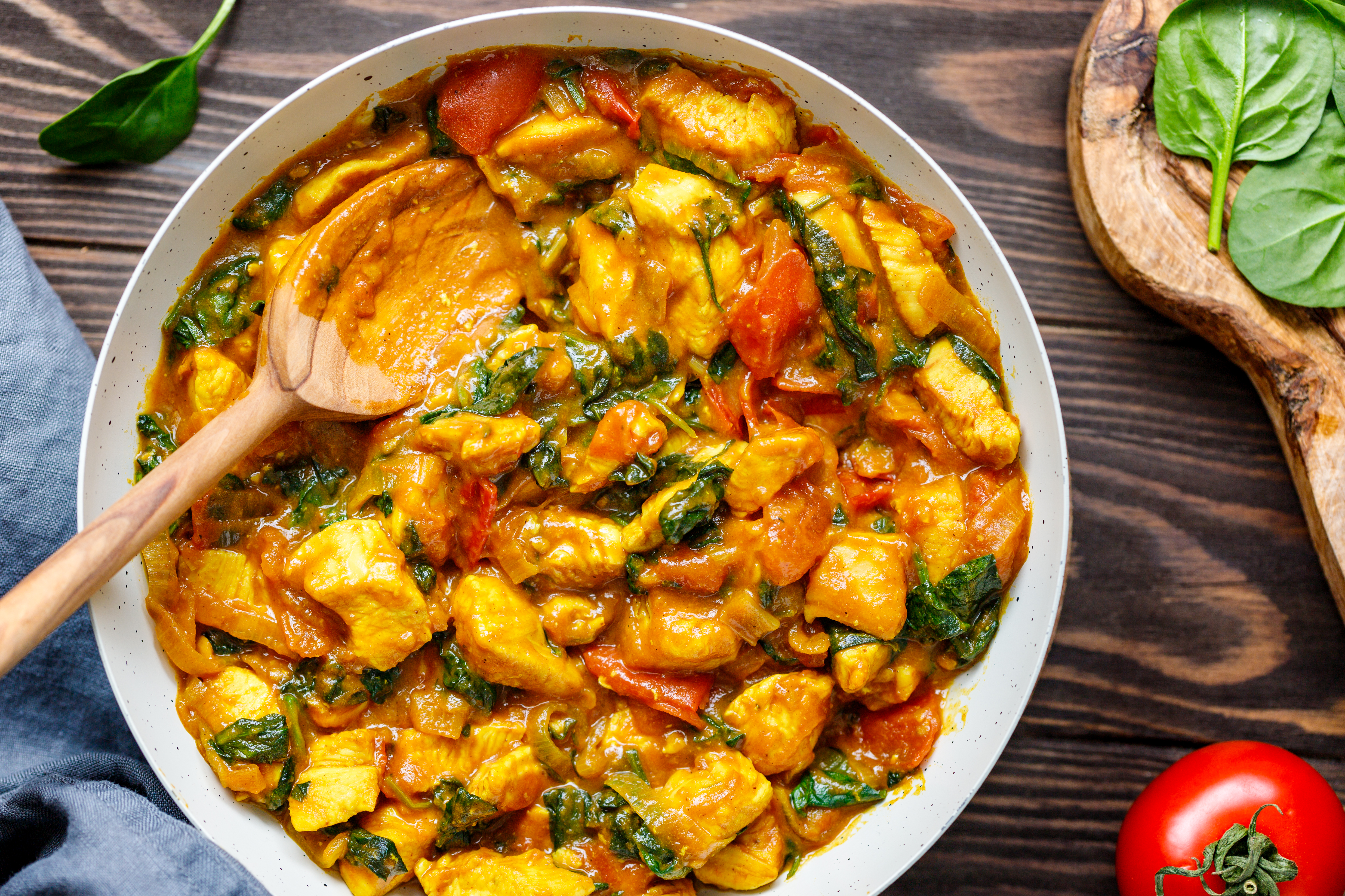 Bombay Chicken Curry