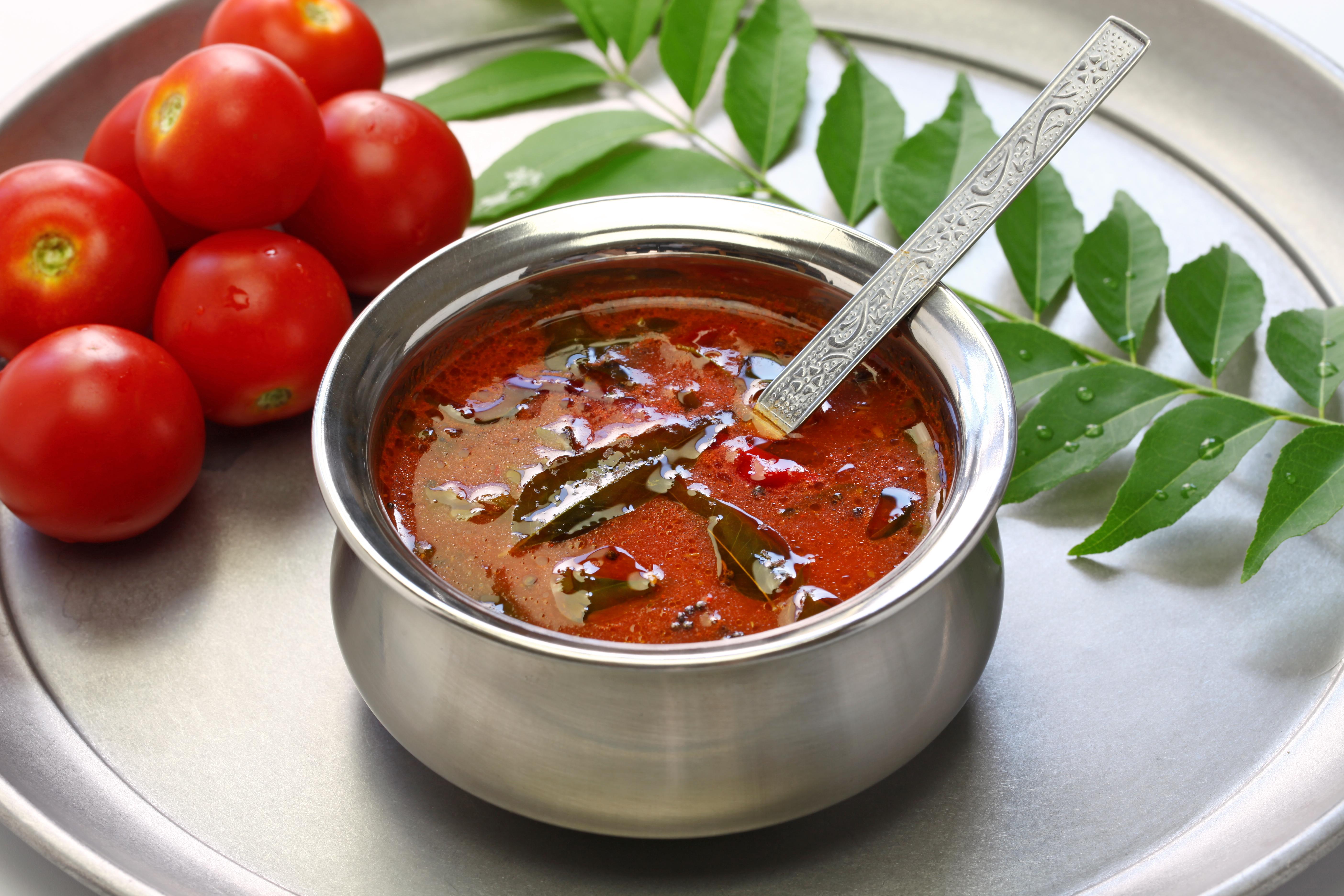 Tomato Rasam Kerala Style