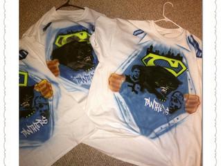 Airbrush T Shirts Greensboro