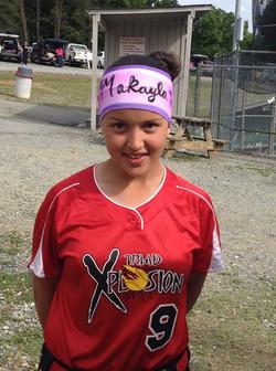 Sotball Girl Headband purple.jpg
