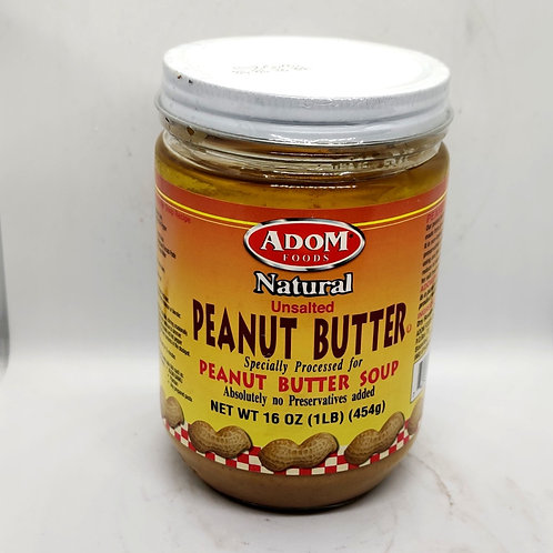 Peanut Butter _Adom