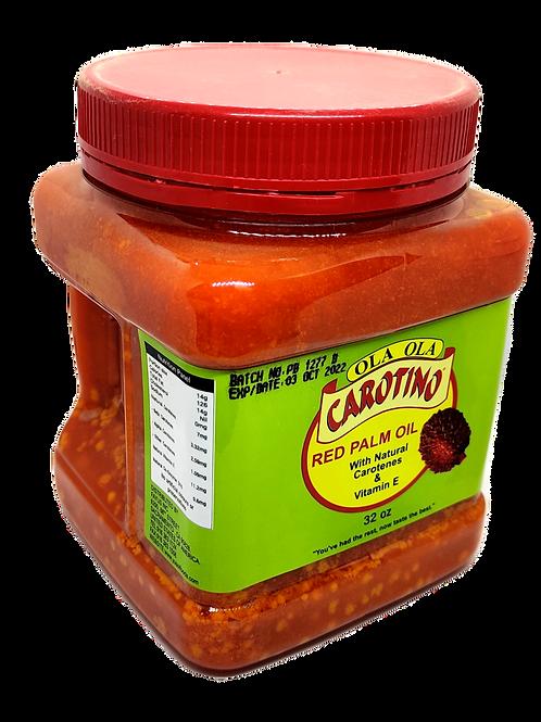 Red Palm Oil Zomi _Carotino