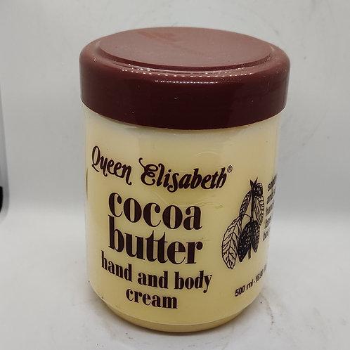 Queen Elizabeth Cocoa Batter