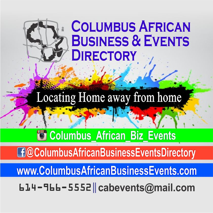 Ohio African Business Directory