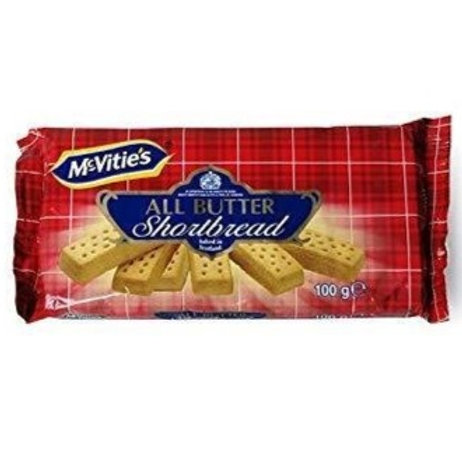 McVities All butter Shortbread