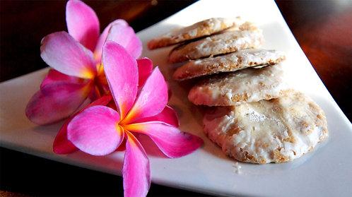 Hawaiian Macadamia Nut Cookie - 5 Pack