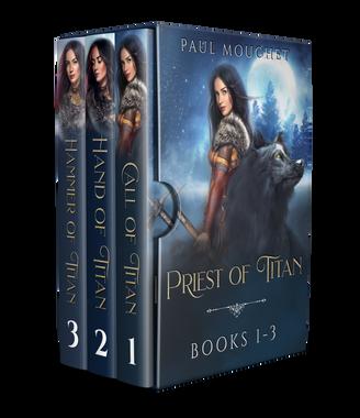 Priest of Titan: Trilogy 1