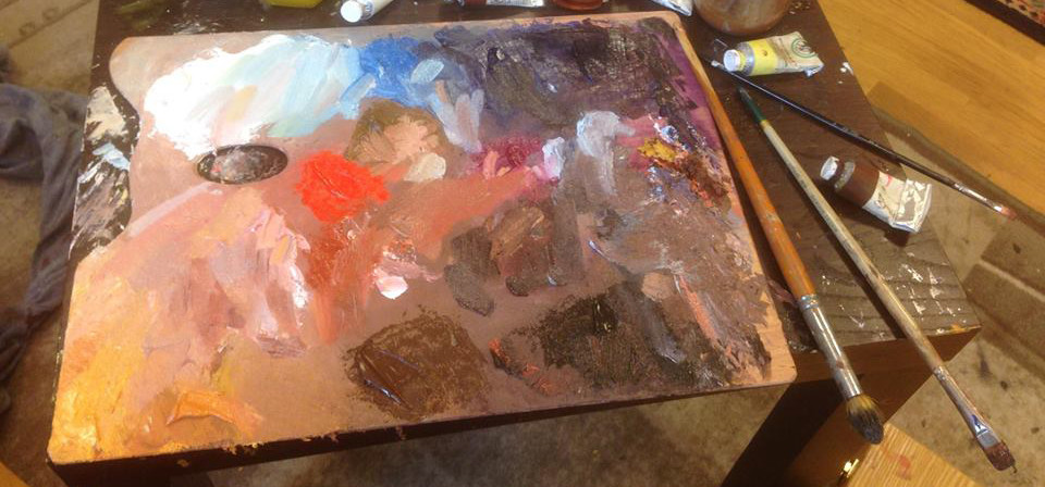 Palett system