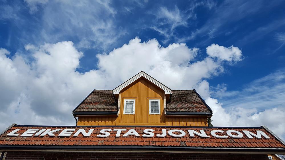 Leiken stasjon