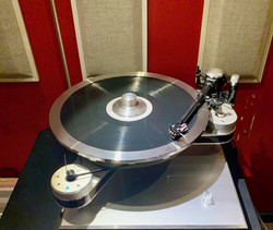 Wayne's Audio SS-T Tutrtable Outer ring