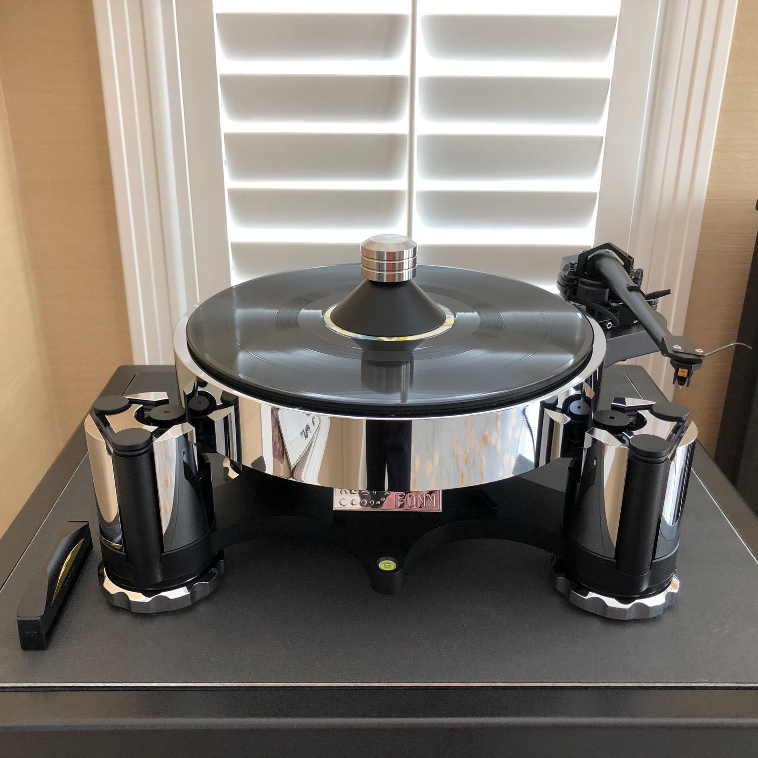 Wayne's Audio WS-2 Record Clamp 16 (2)